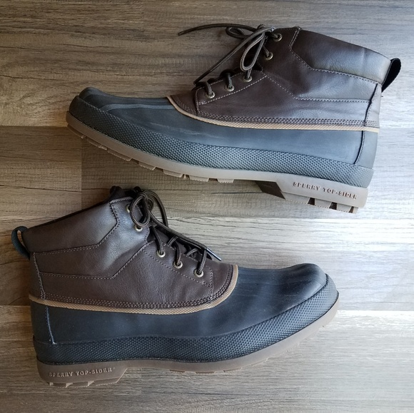 Sperry Cold Bay Chukka Top Sider Duck
